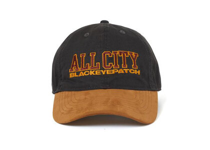 The Black Eye Patch All City Cap Charcoal (SS21)の写真