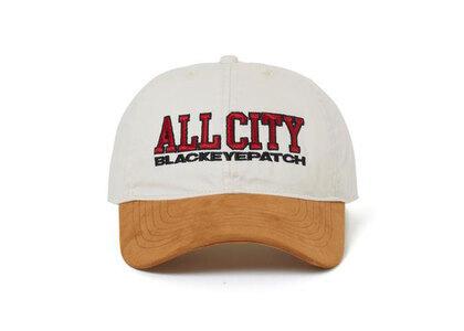 The Black Eye Patch All City Cap Off White (SS21)の写真