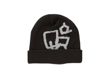 The Black Eye Patch Sect Uno Beanie Black (SS21)の写真