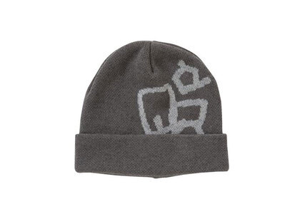 The Black Eye Patch Sect Uno Beanie Gray (SS21)の写真
