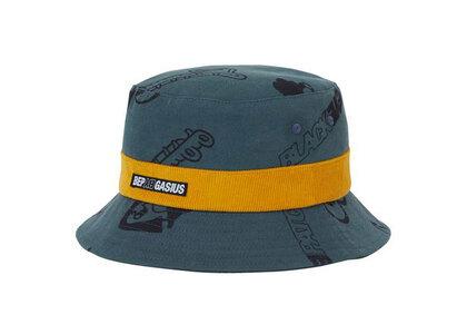 The Black Eye Patch Gasius Bucket Hat F.Green (SS21)の写真