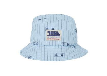 The Black Eye Patch Toraichi Bucket Hat Light Blue (SS21)の写真