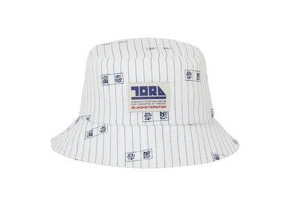 The Black Eye Patch Toraichi Bucket Hat Off White (SS21)の写真