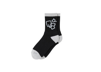 The Black Eye Patch Sect Uno Socks Black (SS21)の写真