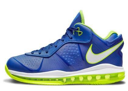 Nike LeBron 8 V2 Low Treasure Blueの写真