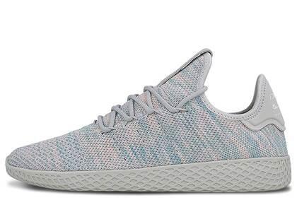 adidas Tennis Hu Pharrell Light Blueの写真