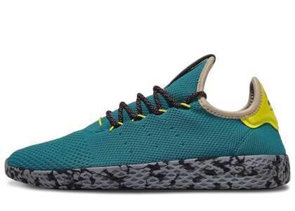 adidas Tennis Hu Pharrell Tealの写真