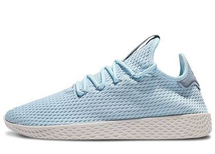 adidas Tennis Hu Pharrell Icey Blueの写真