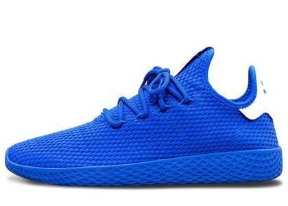 adidas Tennis Hu Pharrell Solid Blueの写真