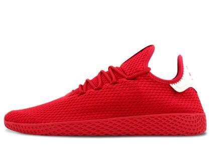 adidas Tennis Hu Pharrell Solid Scarletの写真