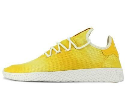 adidas Tennis Hu Pharrell Holi Yellowの写真