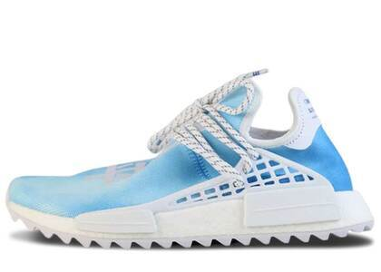 adidas Pharrell NMD Hu China Pack Peace Blueの写真