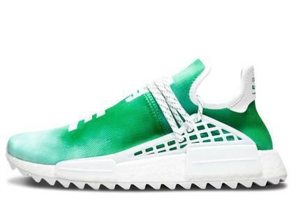 adidas Pharrell NMD Hu China Pack Youth Greenの写真