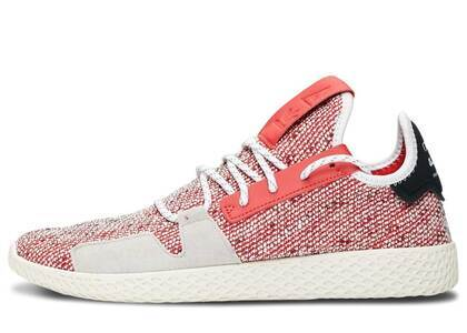 adidas Tennis Hu V2 Pharrell Solar Pack Scarletの写真
