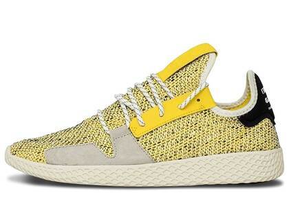 adidas Tennis Hu V2 Pharrell Solar Pack Yellowの写真