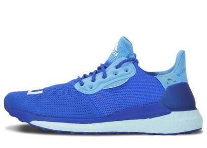 adidas Solar Hu PRD Pharrell Now is Her Time Pack Blueの写真