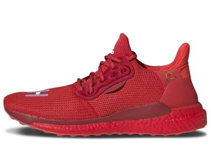 adidas Solar Hu PRD Pharrell Now is Her Time Pack Redの写真