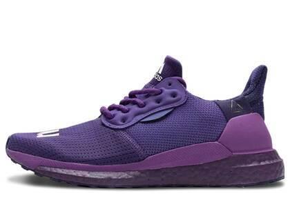 adidas Solar Hu PRD Pharrell Now is Her Time Pack Purpleの写真
