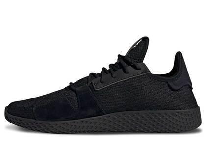 adidas Tennis Hu V2 Pharrell Core Blackの写真