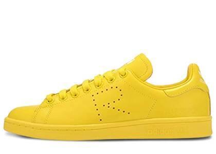 adidas Stan Smith Raf Simons Yellowの写真