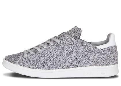 adidas Stan Smith Primeknit Solid Greyの写真