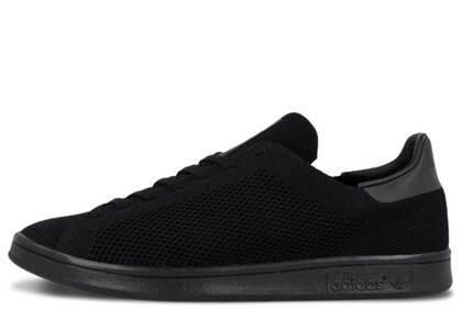 adidas Stan Smith Primeknit Core Blackの写真