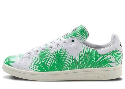 adidas Stan Smith Pharrell BBC Palm Tree Greenの写真