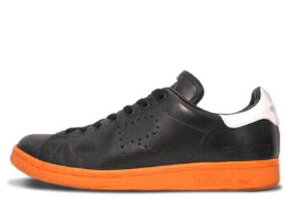 adidas Stan Smith Raf Simons Black Orangeの写真