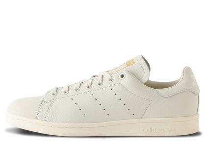 adidas Stan Smith Premium Triple Whiteの写真