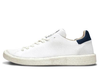adidas Stan Smith Boost White Navyの写真