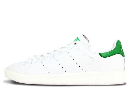 adidas Stan Smith Boost White Greenの写真