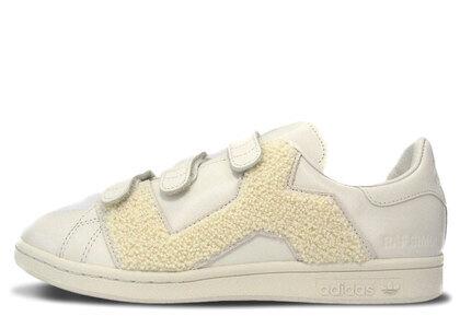 adidas Stan Smith Raf Simons Comfort Badge Cream Whiteの写真