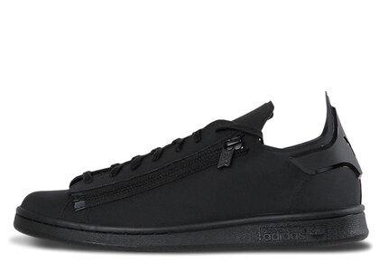 adidas Y-3 Stan Smith Zip Black Oliveの写真