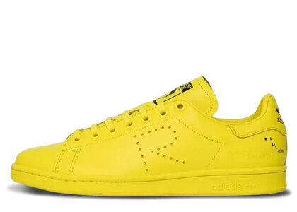 adidas Stan Smith Raf Simons Bright Yellowの写真