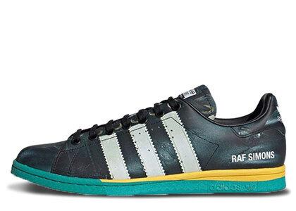 adidas Samba Stan Smith Raf Simons Black White Bright Blueの写真