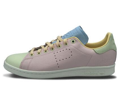 adidas Stan Smith Palace Pink Yellowの写真