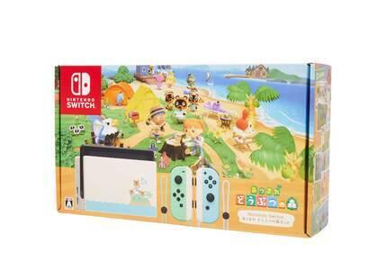 Nintendo Switch あつまれ どうぶつの森 セットの写真