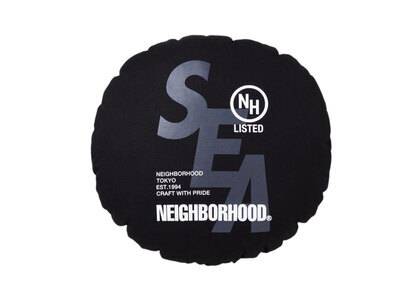 Wind And Sea × Neighborhood Nhwds / C-Cushion Blackの写真