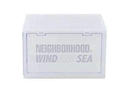 Wind And Sea × Neighborhood Nhwds / P-Sneaker Storage Clearの写真