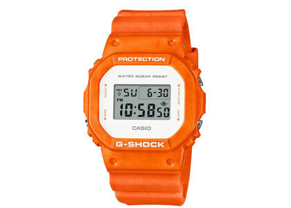 Casio G-Shock DW-5600WS-4JFの写真