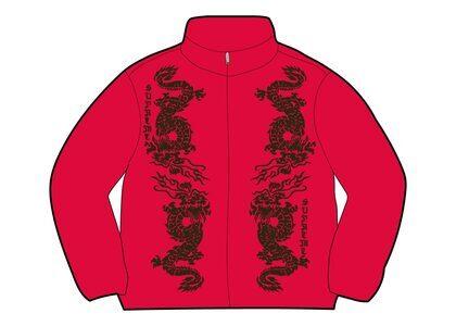 Supreme Dragon Track Jacket Red (SS21)の写真