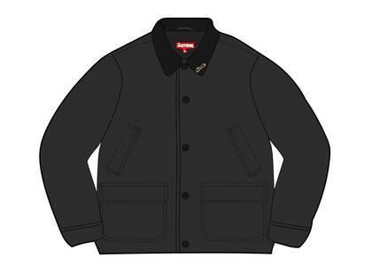 Supreme Barn Coat Black (SS21)の写真