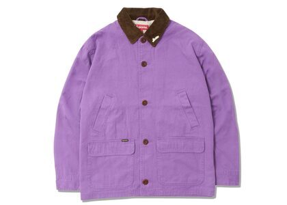 Supreme Barn Coat Purple (SS21)の写真