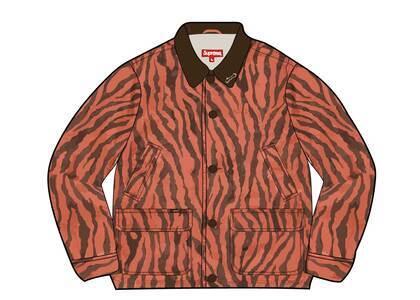 Supreme Barn Coat Orange (SS21)の写真