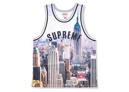 Supreme Mitchell & Ness Basketball Jersey Multi (SS21)の写真