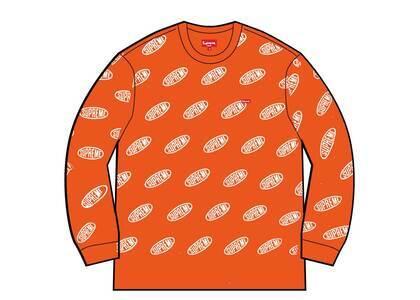 Supreme Liner Crewneck Orange (SS21)の写真