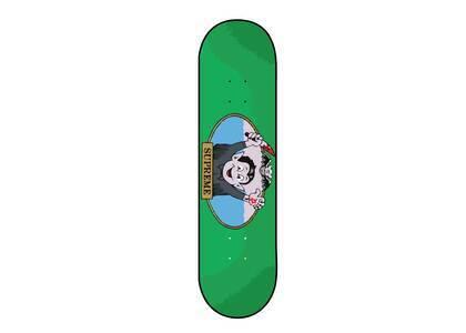 Supreme Vampire Boy Skateboard Green (SS21)の写真