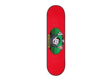 Supreme Vampire Boy Skateboard Red (SS21)の写真