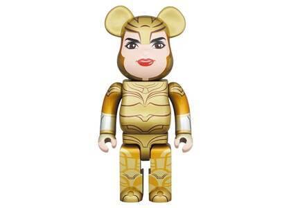 Be@rbrick Wonder Woman Golden Armor 400%の写真