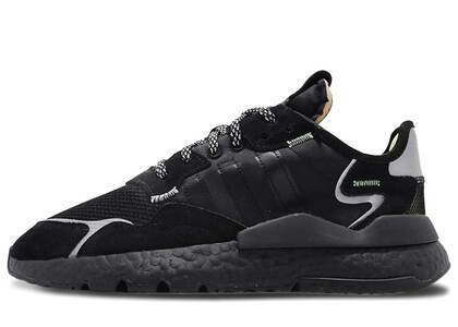 adidas Nite Jogger 3M Core Blackの写真